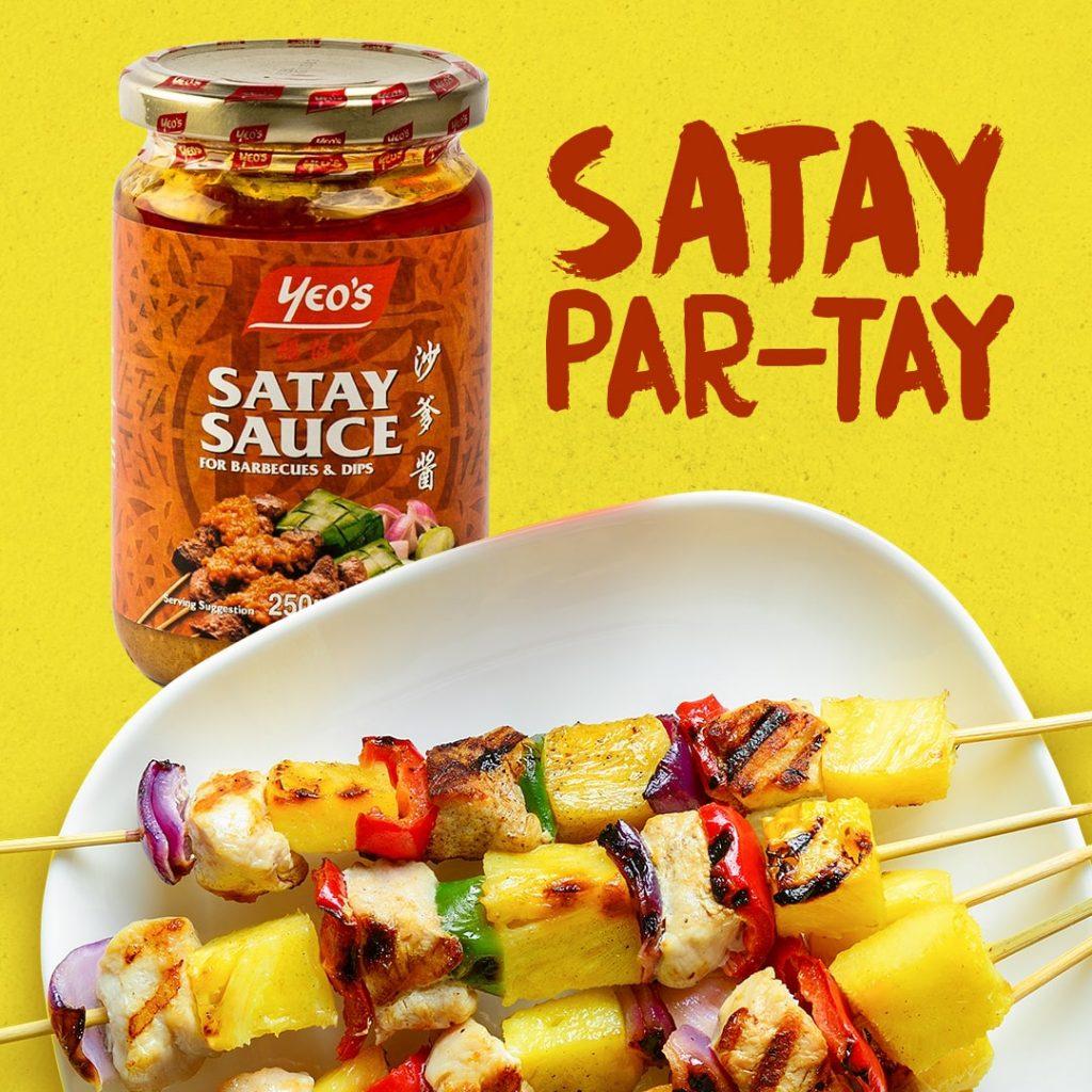 Ofearta sos Satay