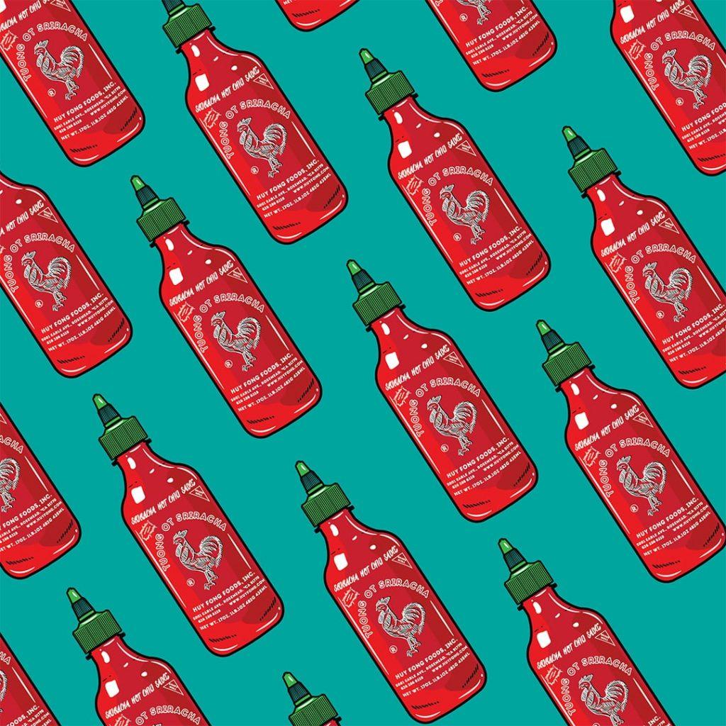 Oferta Sriracha