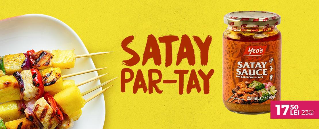 Oferta sos Satay Taste of Asia