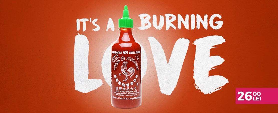 Oferta Sriracha Taste of Asia